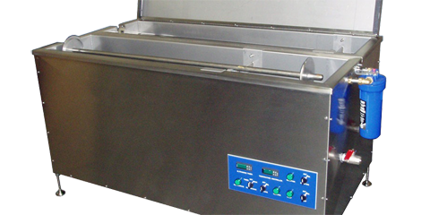 Industrial ultrasonic cleaning tanks