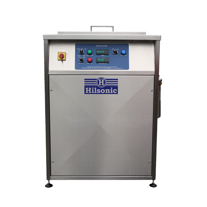 Hilsonic Industrial Ultrasonic Cleaners